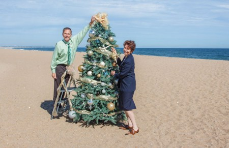 Photo Promotion for Sea Festival of Trees
