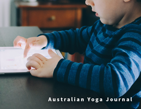zenergy yoga for kids ipad
