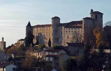 Lieu du séminaire : Domaine du Palais – Saint-Lizier, Ariège