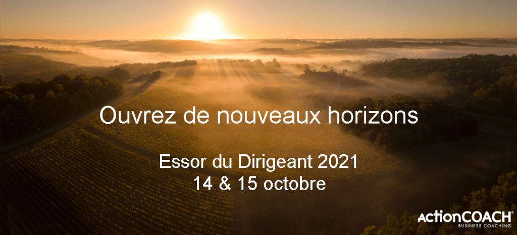 Essor du DIrigeant 2021