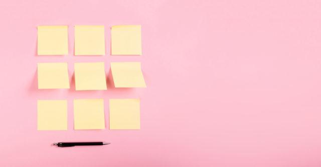 4 étapes de la planification trimestrielle