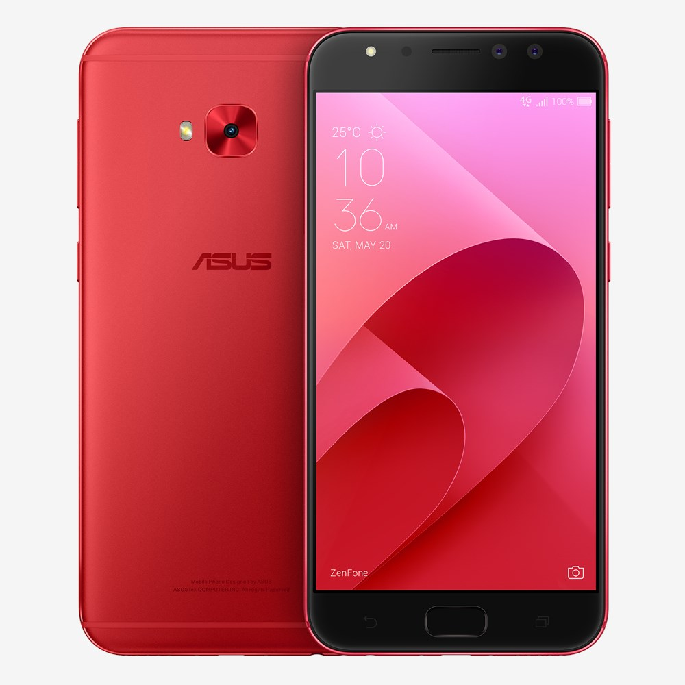 It's here. Zenfone 4 officially launches