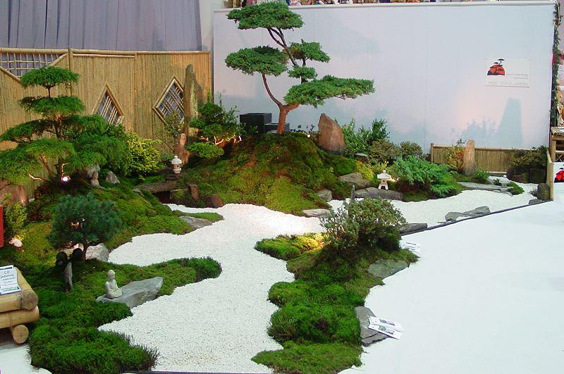 japan garten selbst gestalten - boisholz, Hause und garten