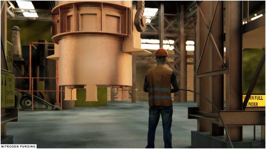 Plant Interior 3D Render