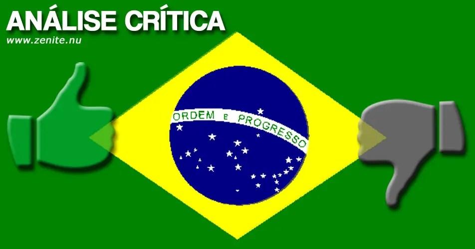 Bandeira do Brasil: análise crítica