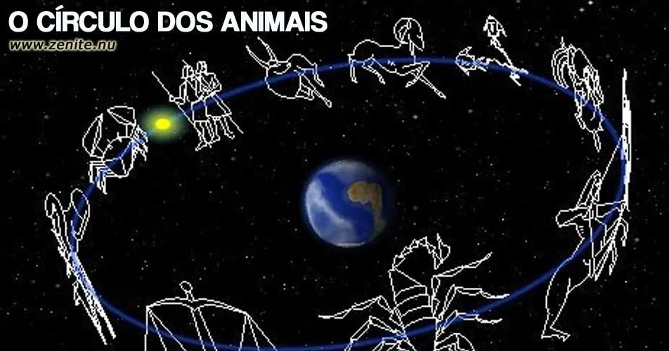 Círculo dos animais