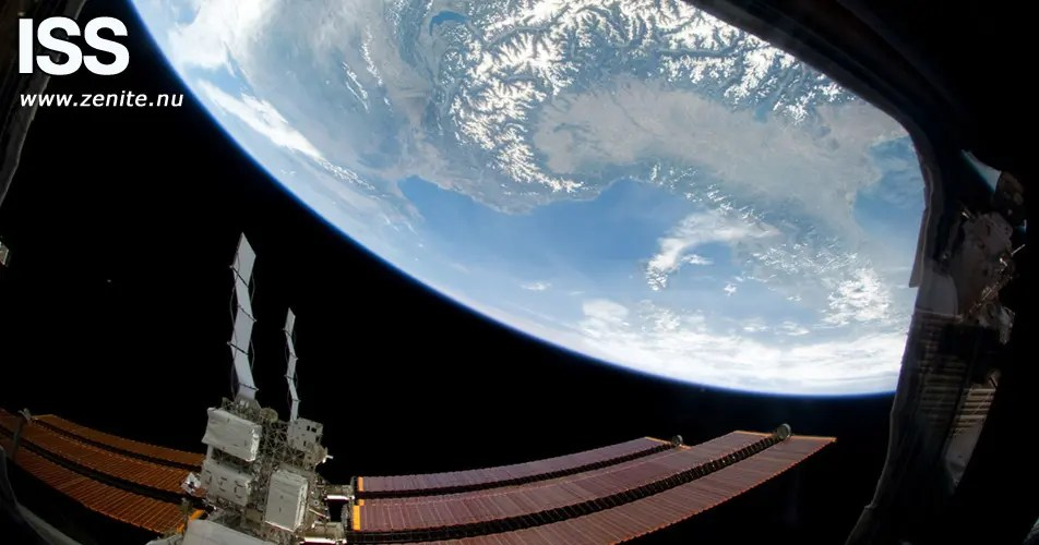 ISS, Estação Espacial Internacional
