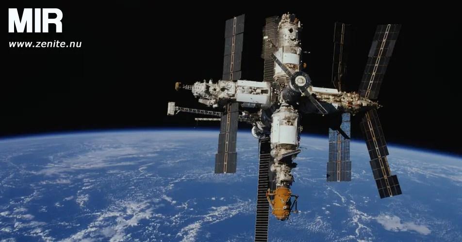 Estação orbital Mir