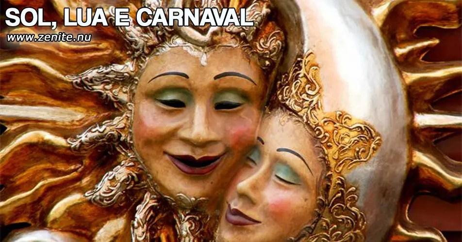 A data do carnaval