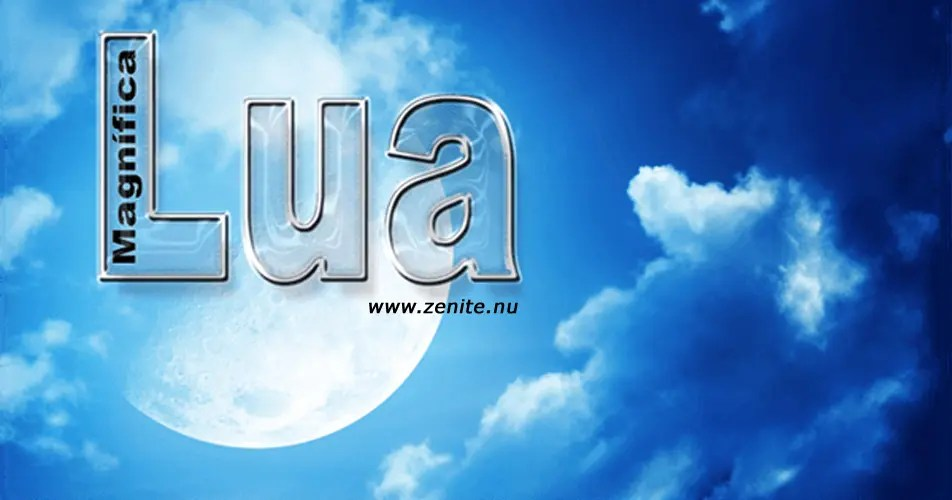 Magnífica Lua