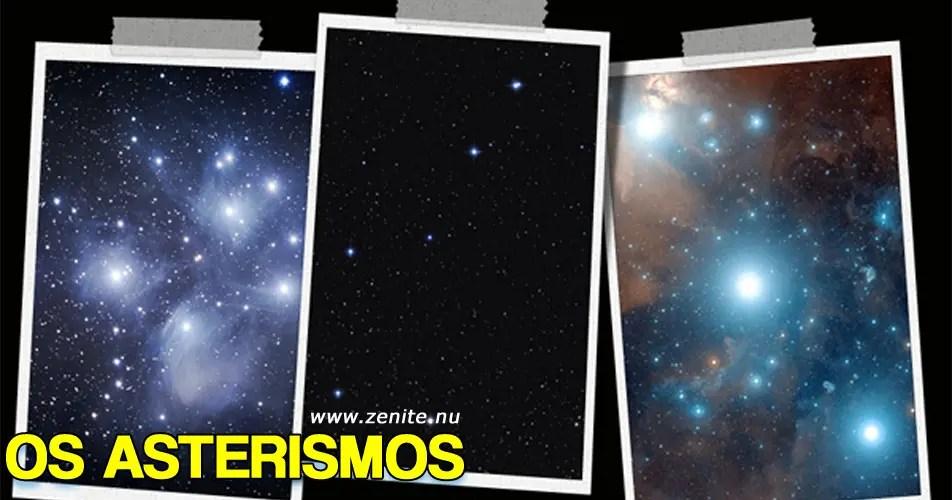 Os asterismos