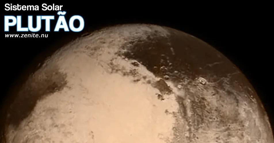 Planeta anão Plutão