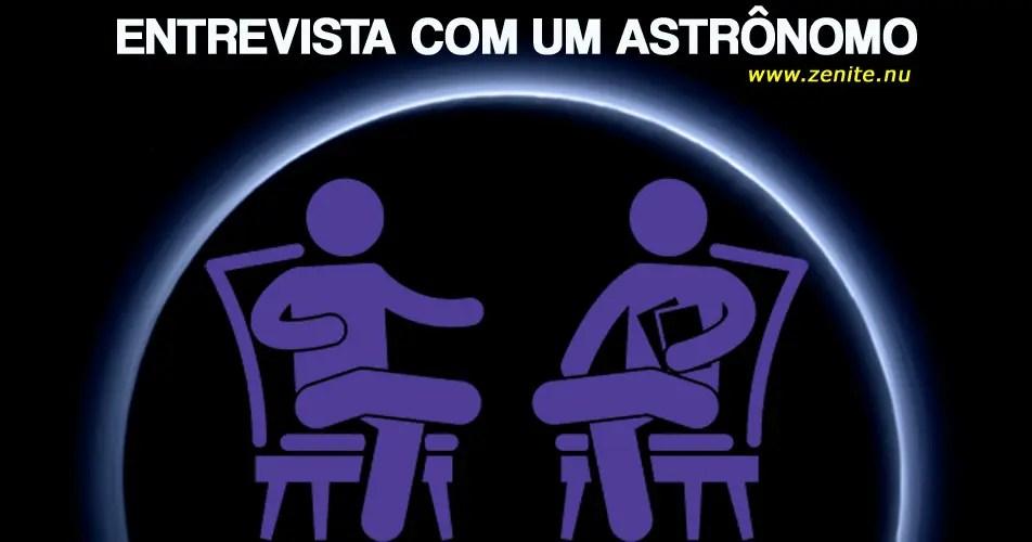 Entrevista com um astrônomo