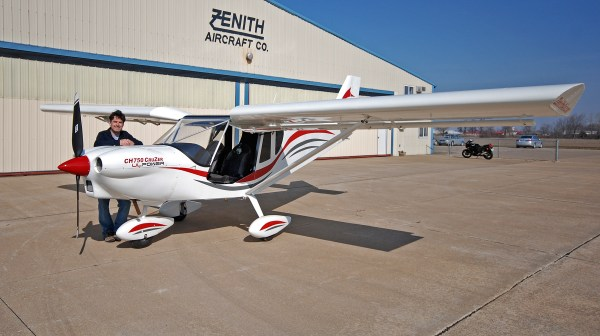 Zenith Ch 750 Aircraft - Year of Clean Water