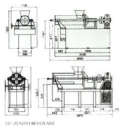 Revovane Rotorvane, Tea Rolling Machine, CTC Machinery