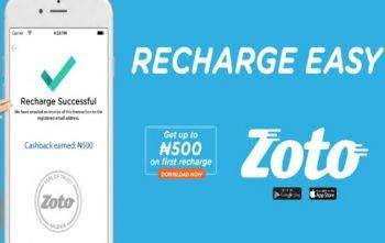 Zoto apps how to earn #20,000 transfer to bank account