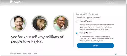 How open PayPal account in unsupported countries