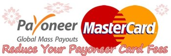 payoneer withdraw to bank account fees