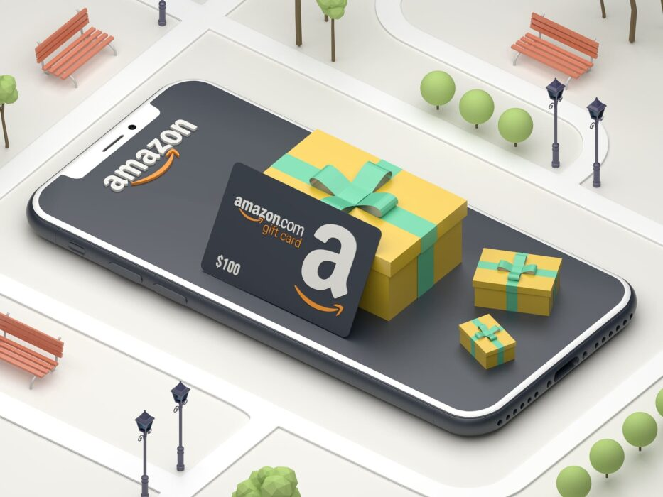 BUY AMAZON GIFT CARD ON PAYPAL