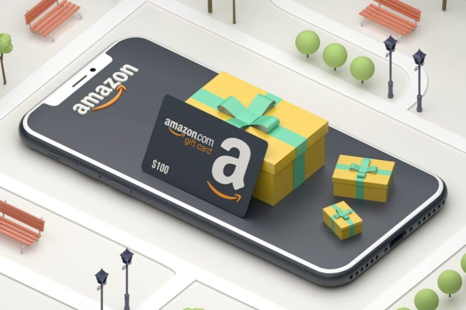 buy Amazon Gift Card with PayPal