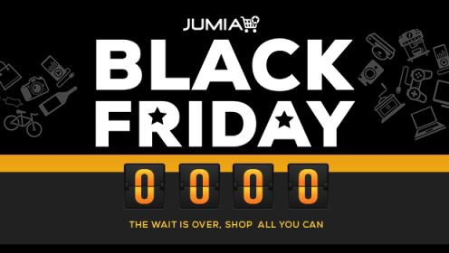 Jumia Black Friday festival Countdown