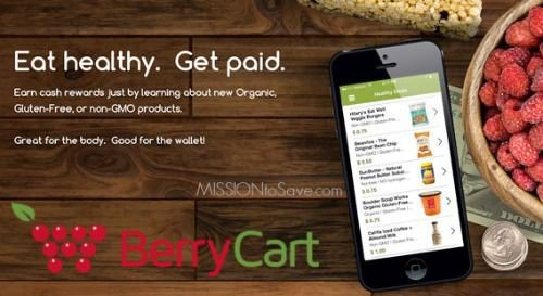 Berry card free gift card