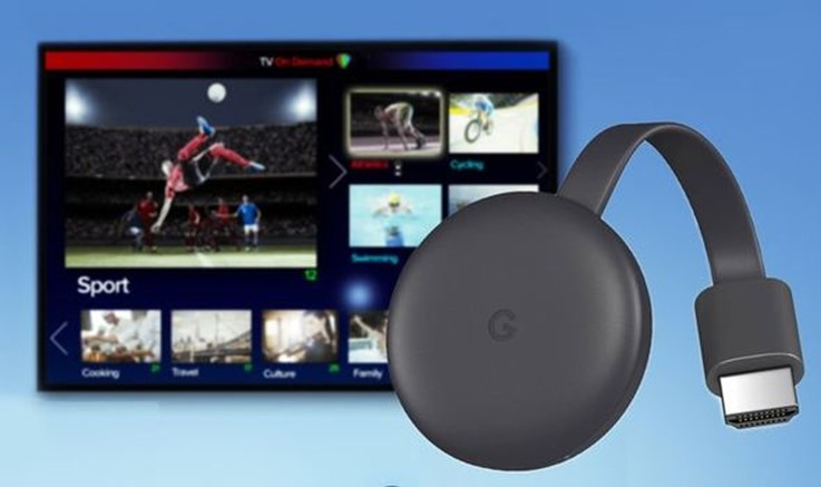 what is chromecast for smart TV