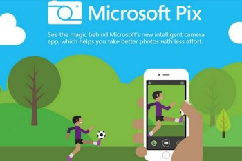 Microsoft Pix Editing Apps for Photography