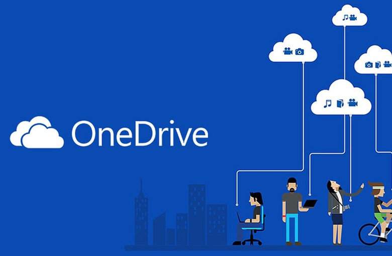 Microsoft One Drive storage for images