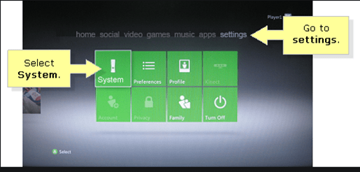 System settings vpn for xbox one