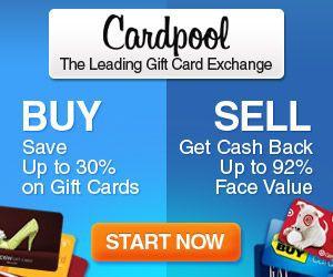 Cardpool Gift Card Exchange Kiosk