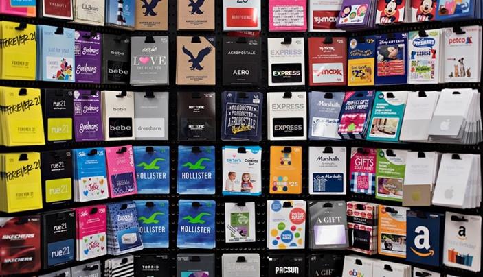Sell bulk gift cards