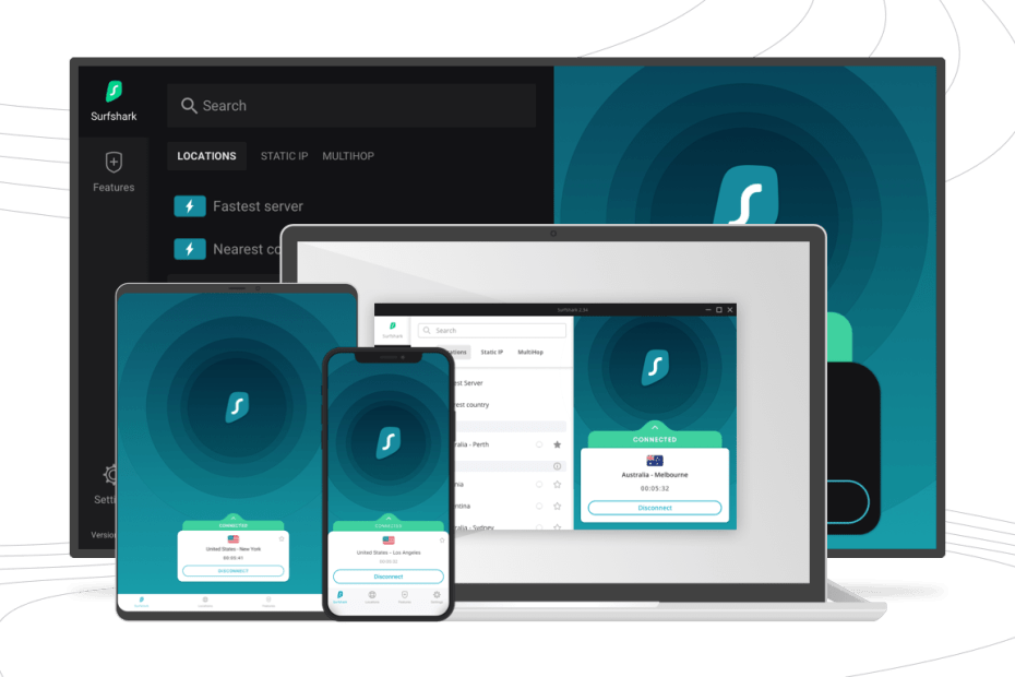 How to use Surfshark VPN