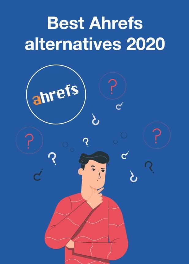 Best Ahrefs alternatives seo tools
