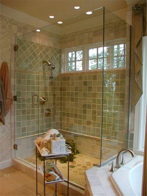 High Ceilings And Frameless Shower  Kitchens  Baths  Contractor Talk
