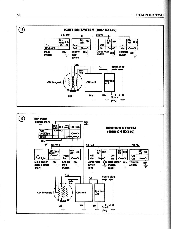 yamaha xt250 wiring diagram 460 ford jet boat phazer carb circuit maker