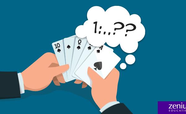 Poker - Permainan Menggunakan Teori Peluang 11