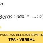 Tips Mengerjakan Soal TPA / TPS Verbal SBMPTN 10