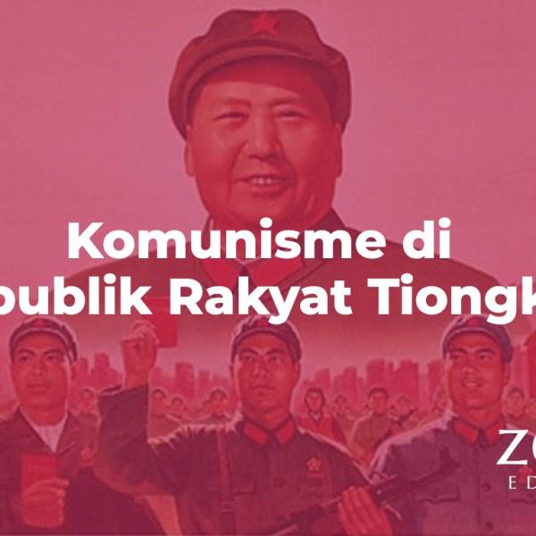 Komunisme di Tiongkok