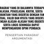 Paragraf Argumentasi: Paragraf untuk Sampaikan Argumenmu 21