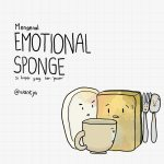Komik: Mengenal Emotional Sponge 67