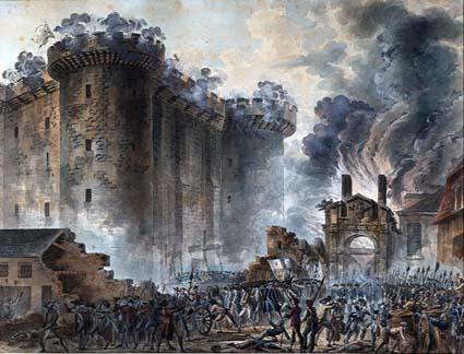 Penyerbuan Bastille: Awal Revolusi Prancis 25