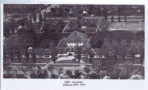 Hogere Burger School (HBS) Surabaya - Sekolah Ernest Douwes Dekker Masa Muda