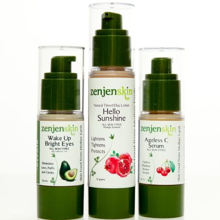 Zen on the Go Natural Face Care Package