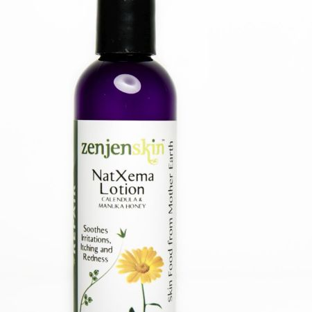 NatXema natural lotion for irritated skin