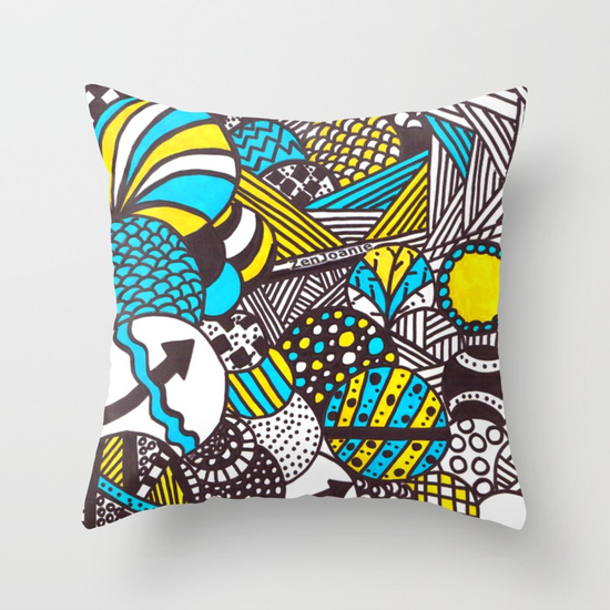 Click Here for Throw Pillows