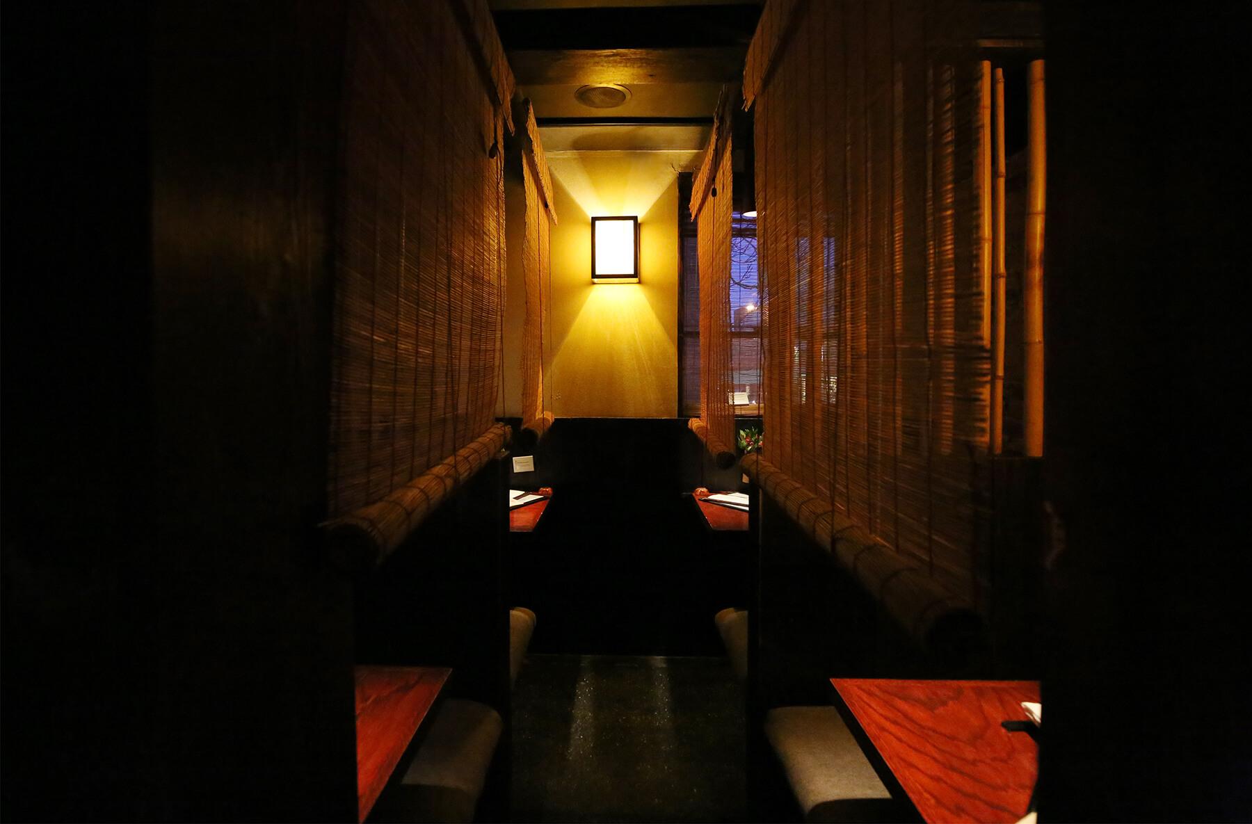 Zenkichi New York  Modern Japanese Brasserie Romantic