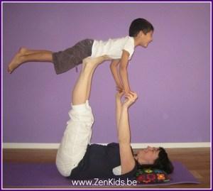 """Workshop """"ouder-kind massage"""""""