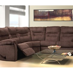 Sectional Sofas Recliners Minnie Mouse Flip Open Sofa With Slumber Madeline Reclining Sectionals Living