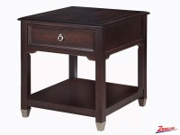 Dari Pie Shaped Lift Top Coffee Table | Modern Wood Coffee ...